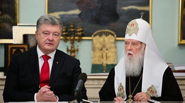 Более половины граждан Украины считает, что власть вмешивается в дела церкви — опрос