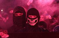 Выборы на Украине. Порошенко руками неонацистов атакует Тимошенко и Авакова