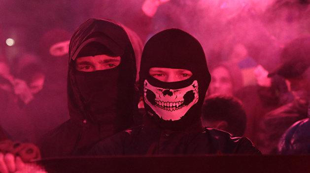 В Киеве радикалы устроили самосуд над подростком
