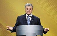 СМИ: «1+1» передвинул обращение Порошенко ради выступления Зеленского