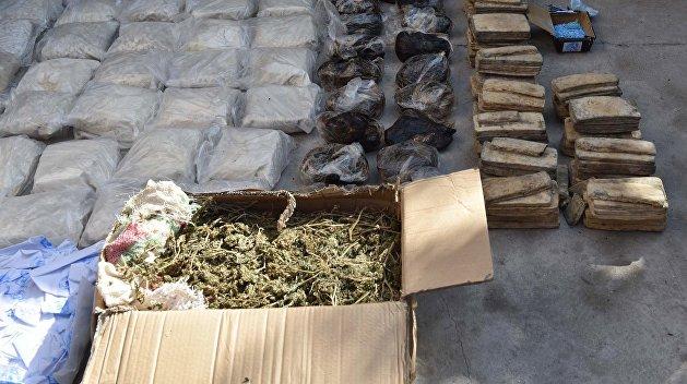 Наркотрафик в Одессе. Фрукты пополам с кокаином на миллион долларов