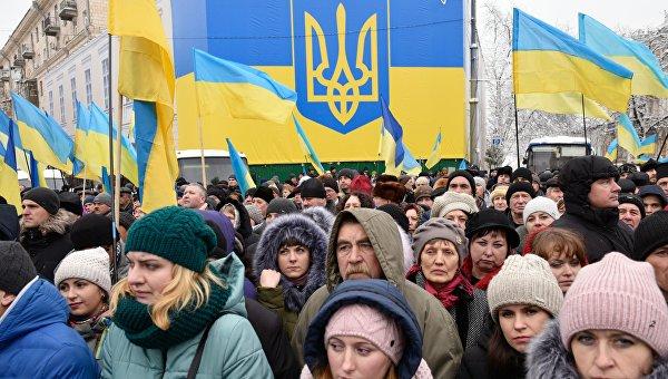 СССР вместо Европы. Украина возродила однопартийную систему
