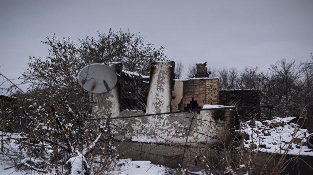 ВСУ из минометов обстреляли поселки и села ЛНР