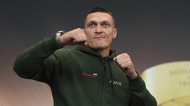 Усик отказался от боя с Лебедевым и пояса WBA