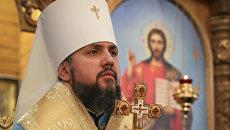 Лидер раскольников Украины Епифаний поддержал протесты и призвал белорусов просить себе томос