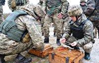 ВСУ разместили артиллерийские орудия в жилых кварталах Донбасса