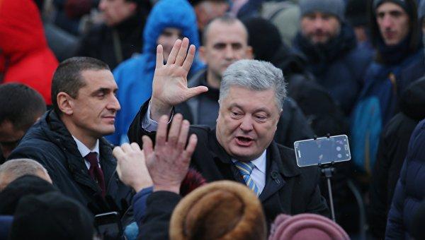 «Украина-центр»: Фальстарт Тимошенко, пик Зеленского, резерв Порошенко
