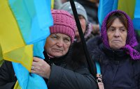 Неблагонадёжная Украина. Промышленные регионы смотрят на Киев с отвращением