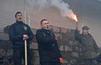 Нацисты «Свободы» готовят новые погромы российского бизнеса на Украине