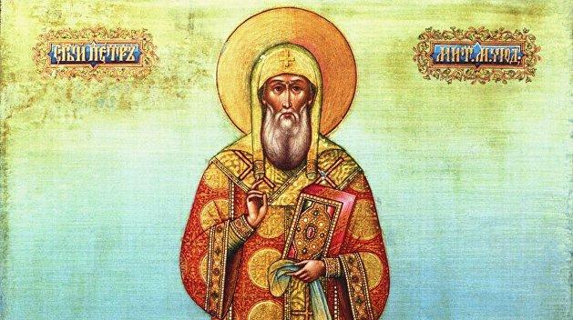 Украинские раскольники пытались заказать в РФ копию посоха святителя Петра для новой церкви