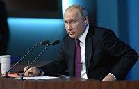 Путин: Ненормальная ситуация будет продолжаться, пока у власти в Киеве находятся русофобы