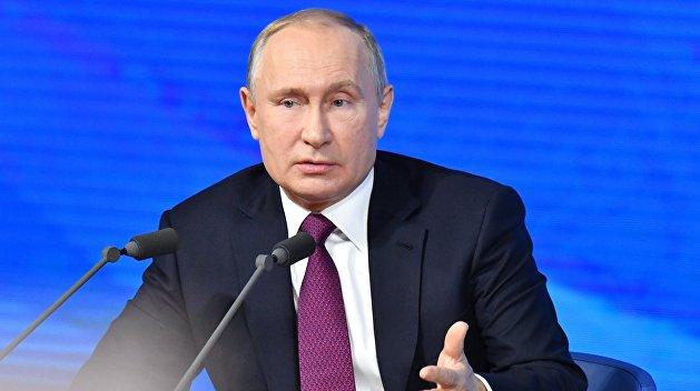 Путин: Ситуация на Украине становится всё хуже и хуже