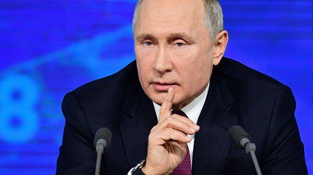 Путин: Мы не поддерживаем раскол русского и украинского народов