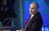 Что Путин не сказал об Украине