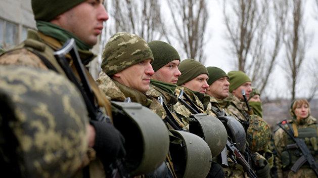 «Весенний шторм»: Украинские военные в Эстонии посоревнуются с НАТО