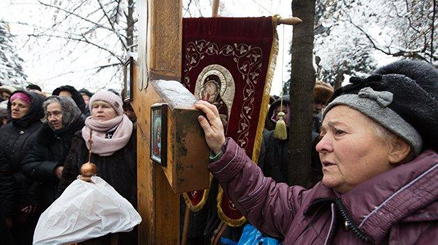 Суд в Киеве остановил переименование канонической УПЦ