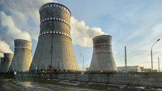 Первый энергоблок Ровенской АЭС подключили к энергосети