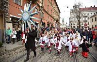 Западная Украина с 9 по 13 декабря: объединение «Карпат», штурм сессии горсовета Львова и спор о Рождестве