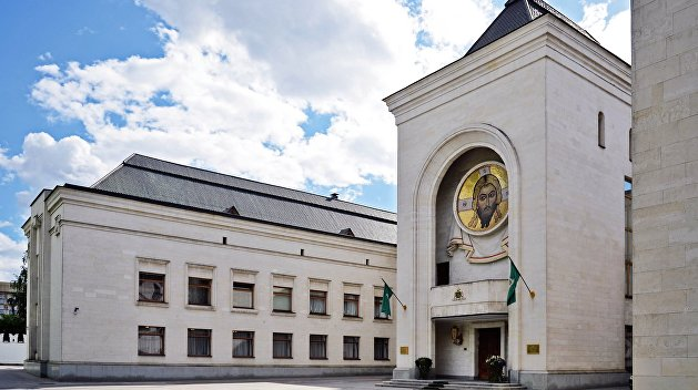 Русская православная церковь готова к диалогу с Константинополем