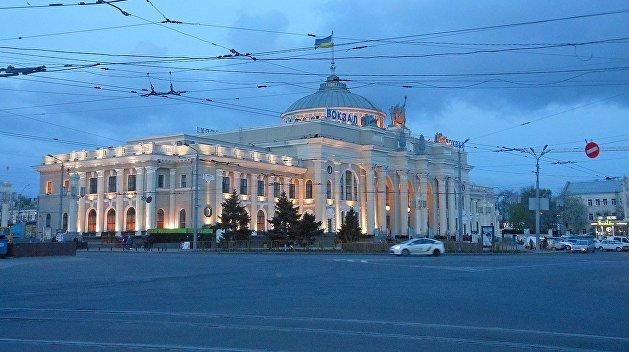 В Одессе сообщили о минировании автостанции и ж/д вокзала