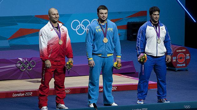 Украину из-за допинга лишат олимпийского «золота», завоеванного в Лондоне