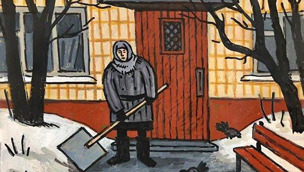 Художница Зоя Черкасская-Ннади: Декоммунизация — это полное безумие