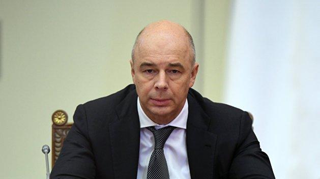 Силуанов: Россия и дальше будет санкциями отвечать Украине