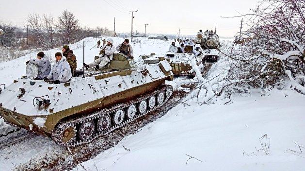Война в Донбассе. ВСУ понесли потери
