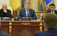 Невероятное возможно. Если Порошенко победит, в стране установится режим «трех толстяков»