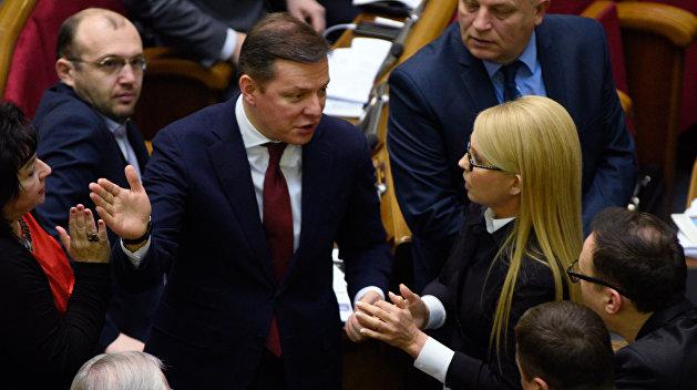 Скубченко: Тимошенко и Ляшко имитируют борьбу с повышением тарифов