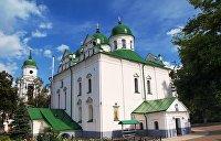 С особым цинизмом. На Украине начали делить церковное имущество