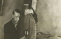 День в истории. 28 декабря: родился самый знаменитый украинский бандурист и отец русского авангарда