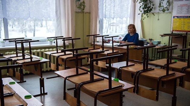Минздрав Украины изменил правила школьного обучения с 1 сентября
