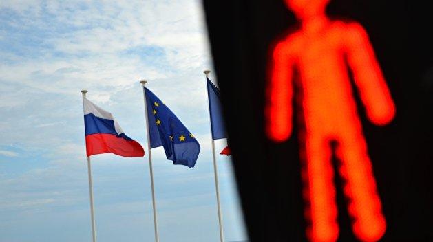WSJ: Страны Европы хотят отменить антироссийские санкции