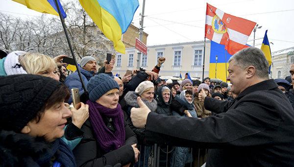 Украина — уравнение со всеми неизвестными