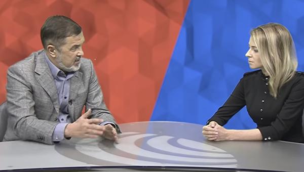 Поклонская: Россия протягивает руку помощи, этого ждут миллионы украинцев