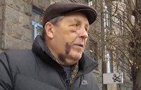 Полицейские в Киеве избили конструктора легендарных Ан-74 и «Мрии»