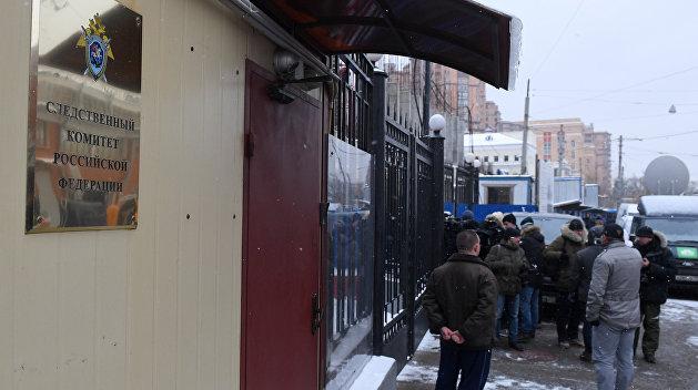 СКР возбудил дело против украинских силовиков за похищение россиян