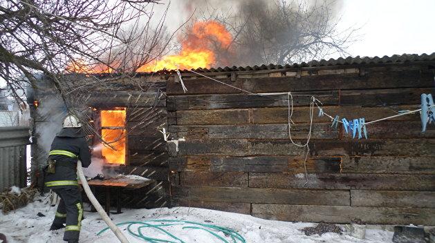 За первые две недели 2019 года на Украине при пожарах погибло более 100 человек