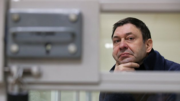 Вышинский проголосовал во втором туре выборов президента Украины – адвокат