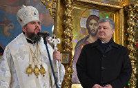 Дмитрий Скворцов: Размахивание томосом уже понизило рейтинг Порошенко