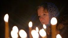 «Иеромонах»-уголовник из ПЦУ избил священника и прихожан канонической церкви на Черниговщине