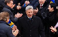 Кандидаты в президенты Украины. Единый самовыдвиженец от Юго-Востока Юрий Бойко