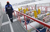 Россия и Германия обсудили транзит газа через Украину