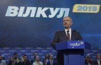 Кандидаты в президенты Украины. Единый кандидат от «Метинвеста» Александр Вилкул