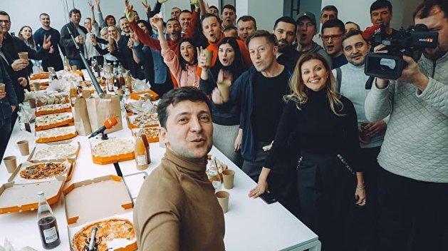Золотарев: Избиратели Зеленского сами оплачивают его кампанию