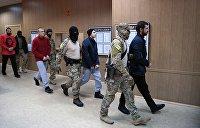 Московский омбудсмен: Украинские моряки не жалуются на условия в «Матросской тишине»