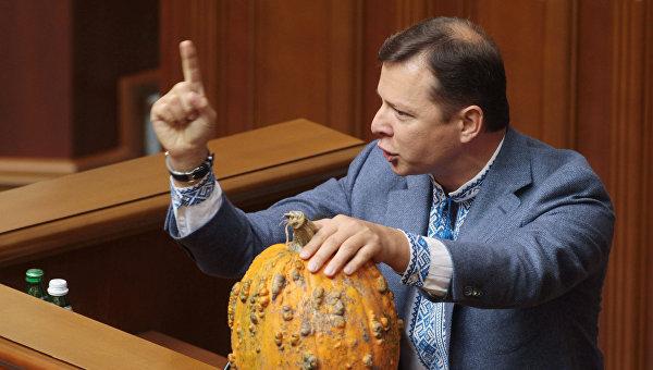 Кандидаты в президенты Украины. Олег Ляшко: от Ахметова и украинских коров