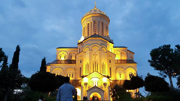 Грузинская патриархия: От нас требуют признать «поместную церковь» Украины