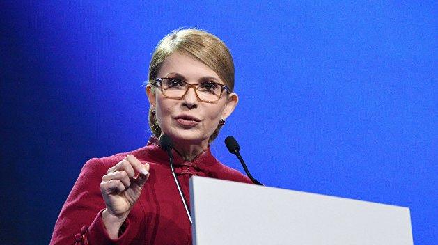 Тимошенко потребовала немедленной отставки министра Ревы